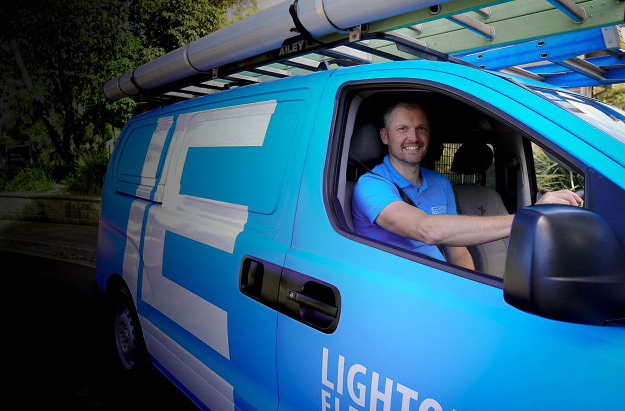 Working With Lighton Electrics 4