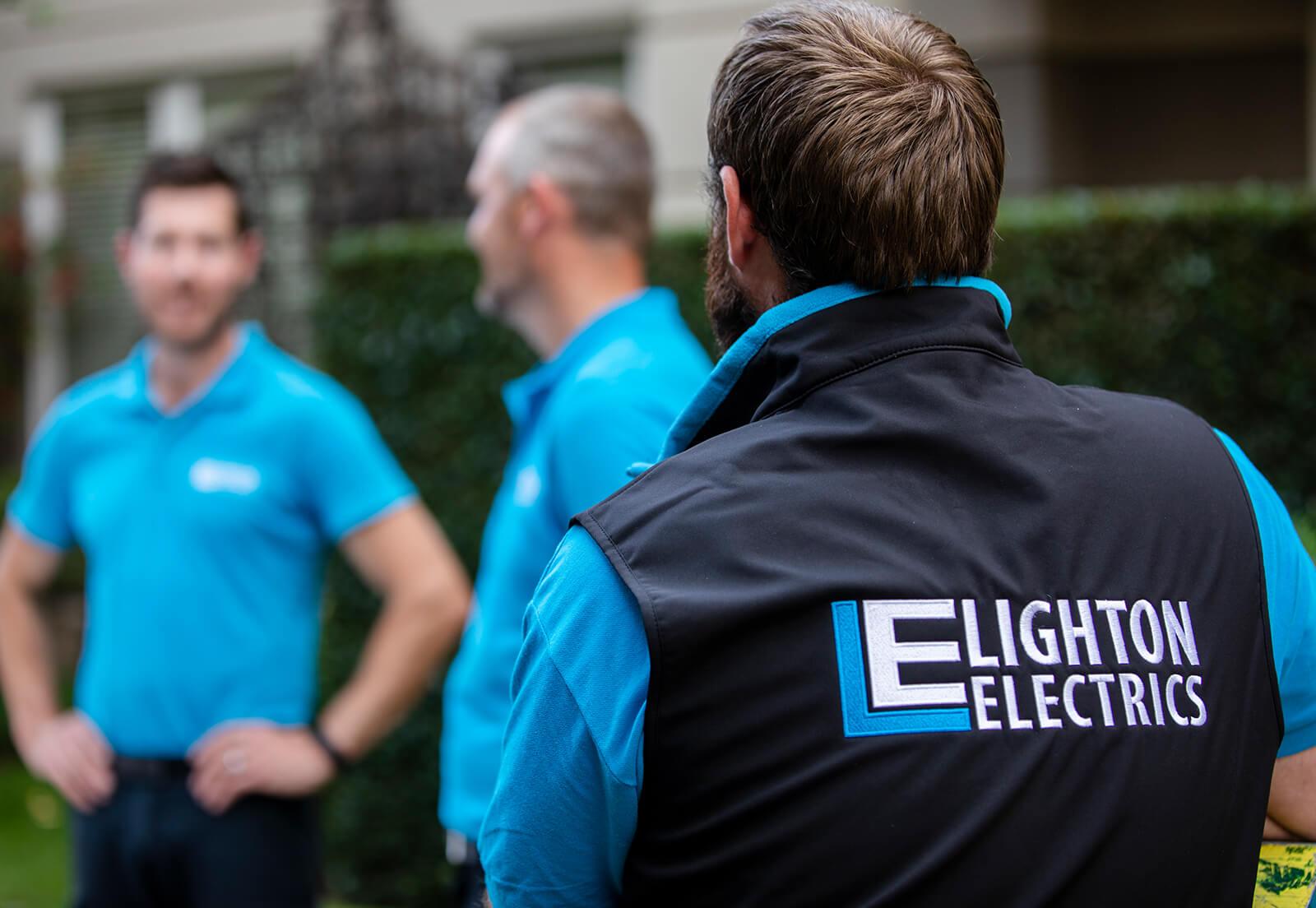 Lighton Electrics Trusted Electricians Home 4 Bg